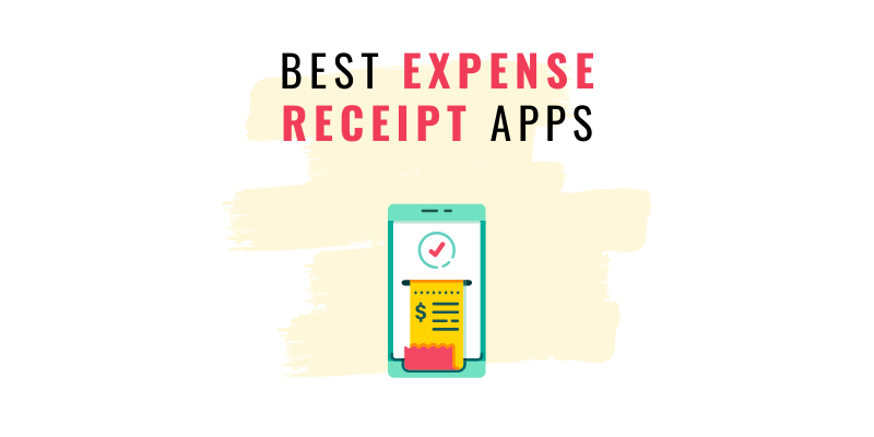 BEST EXPENSE RECEIPT APP