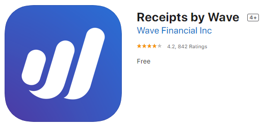 Receipts by Wave Apps